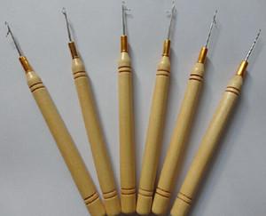 крюк иглы для сделать парики дешевле Бесплатная доставка 5 шт. / лот парик крюк иглы для изготовления париков / парик / наращивание волос