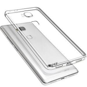 Para huawei honor 3c 3x 4x 5x macio tpu ultra slim 0.3mm Limpar Transparente gel de Volta Caso Telefone Saco de Proteção Shell cobrir