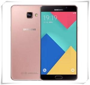 원래 삼성 갤럭시 A9 A9000 듀얼 SIM 잠금 해제 휴대 전화 octa 코어 3GB / 32GB 6.0 인치 13MP NFC 4G LTE 재조정 된 전화