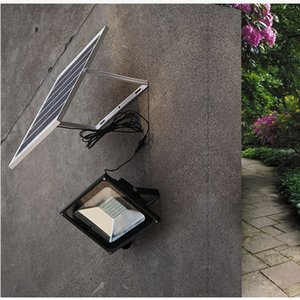 LED Solar Flood Wall Lights 96LEDs Aluminio Fundición a presión Power Garden Path Lamparas Outdoor Outdoor Stairway Yard Park Lighting al por mayor