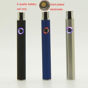 Quente pré-aquecimento 510 Thread Battery E Cigarro Variável Tensão 400mAh Vape Pen L0 Bud Touch O Pen para CE3 92A3 G2 Cartuchos Vaporizador