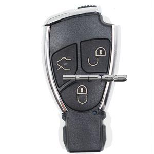 Modificato nuovo Smart Remote caso chiave Shell Fob 3B per Mercedes-Benz CLS C E S