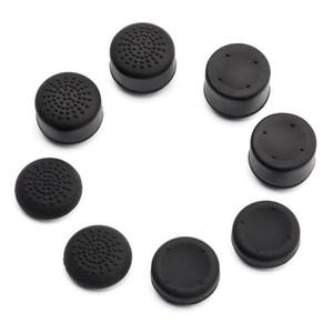 8 peças anti-skid controller thumb Grips Joystick Coberture Thumbstick Aprimorada Caps para PS5 PS4 Controller