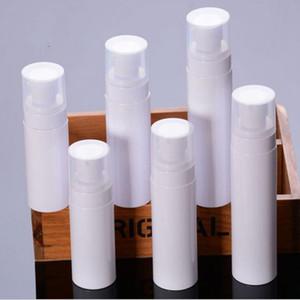 60ML 80ML 100ML botella de agua, botella de spray, botella de emulsión, PET blanco, embalaje de botellas de plástico envío rápido F2017588