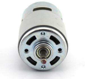 775 DC 모터 (12-24 이중 볼 베어링), 고속 고 토크 모터, DIY 테이블 톱 모터