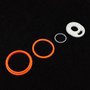 Silikon O Ring Fit TFV8 Büyük Bebek Tankı Mühür O-ringler TFV8 Büyük Bebek Atomizer Için Yedek Orings Set DHL Ücretsiz