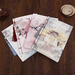Großhandels-Handcrafted chinesischer Art tsmip Notizblockweinlese-Notizbuchtagebuchplanerschultagesplanerorganisator-klassisches Notizbuch