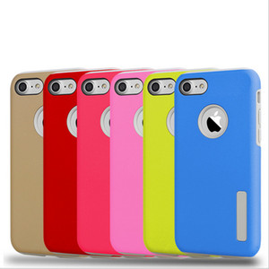 Hybrid 2 in 1 Design Matte Frosted Slim ShockProof Hard Plastic Armor Cover Case For iPhone 11 pro max 6 7 8 plus Samsung NOTE 10 9 8 S10