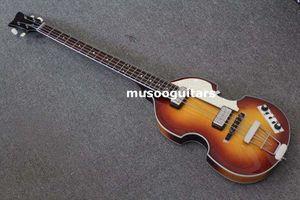 CT-Serie Violine Beatle Bass 500/1 in Sunburst