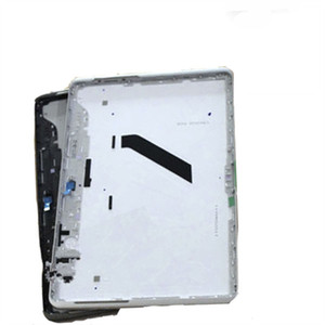 P5100 Back Battery Door Housing Cover Housing For samsung Galaxy Tab 2 P5100 Rear Plastic Housing