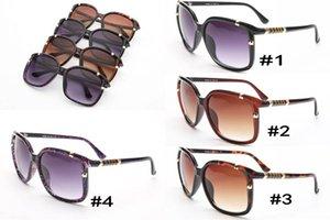 Kadınlar Wen Kare Büyük Çerçeve Güneş Gözlükleri Yüksek dereceli Anti-UV Güneş Yüksek Kalite Moda Marka Güneş Gözlüğü
