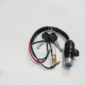Commercio all'ingrosso di nuove parti del motociclo Sistema elettrico 3406-1042 Interruttore di accensione Vendite dirette dalla fabbrica Accessori di alta qualità