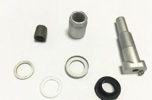 TPMS // Aluminiumlegierungsventil, Autoreifen, explosionsgeschützte Induktionsventildüse aus Aluminiumlegierung