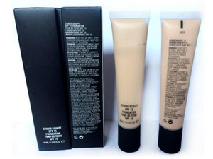 2017 Hot sale Branded Sculpt Foundation SPF15 NC15-20-25-30-35-40 40ml dhl ship free