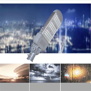 Iluminação ao ar livre de alta-pólo levou luz steet 80 W 100 W 120 W 150 W 200 W 250 W conduziu a iluminação da estrada escolher braço luzes luzes de rua IP67 à prova d 'água
