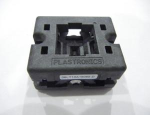 Plastronics QFN8PIN IC TEST SOCKET 08LT13A18060 1.27MM PITCH DFN8PIN BURN IN SOCKET
