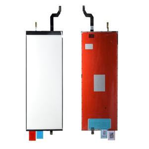 100 pcs de alta qualidade back light backlight film com home button extension flex ribbon para iphone 6 s 7 plus livre dhl