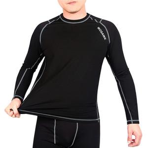 Yeni WOSAWE sonbahar / kış uzun kollu bisiklet ceket ve polar termal iç çamaşırı BC288 ile bisiklet giyim