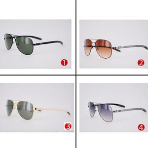 Vente en gros pas cher lunettes de soleil en alliage pour femme et homme