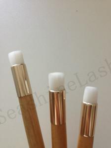 25 pcs escova de lavagem nasal de fibra Superfina macia maquiagem pincéis remover cravos nariz limpa preço de fábrica