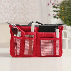 Wholesale- MCvilla Women Makeup Cosmetic Bags Neceser Makeup Organizer Bag Storage Women Travel Toiletry Kits Toilet Bag Portable Pouch
