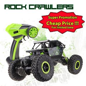 Lynrc RC Voiture Buggies 4WD 2.4GHz Rock Crawlers Rassemblement Voiture 4x4 Double Moteurs Voiture Bigfoot Télécommande Modèle Tout Terrain Véhicule Jouet