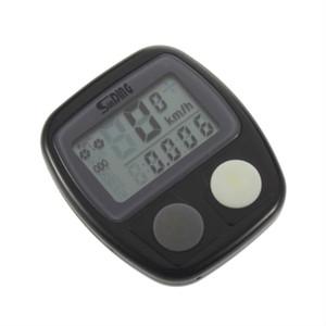 SD-536 Arrival 1PC Waterproof Digital LCD Bike Computer Cycle Bicycle Speedometer Odometer 14 Functions