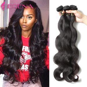 8A Rosa Black Friday 3 Bundles Brazilian Body Wave 100% Brazilian Virgin Hair Weave Bundles Brazilian Virgin Human Hair Weaves