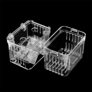 Incubadora de caixa multifuncional de isolamento de criação de peixes para tanque de peixes acessório tanque de caixa de incubadora