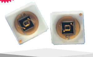 High Power SMD 3535 UV-LED-Chip SVC 310nm LED-Diode 20 mA 0,2 W für Sterilisation mit Datenblatt