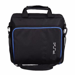 PS4 콘솔 컨트롤러 액세서리 여행 어깨 가방 보관 운반 케이스 커버 보호 가방 핸드백 플레이 스테이션 4
