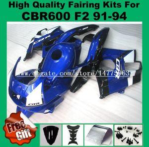 fairings for HONDA CBR600F2 1991 1992 1993 1994 CBR600 F2 91 92 93 94 CBR 600RR F2 fairings