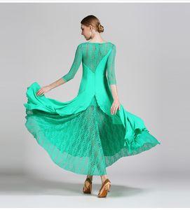 vestido de baile flamenco dancewear vestidos spanish dança trajes de flamenco dança de salão de dança valsa dancewear padrão