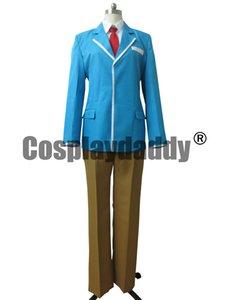 Rosario and Vampire schoolboy School Uniform 코스프레 의상 제작