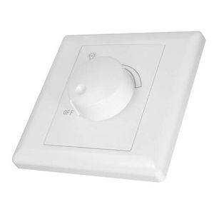 AC110 / 220V Silikon Kontrollü Dim Sıva Spotlight için Kapalı Anahtar Dimmer Switch 630W Ayarlanabilir Kontrolörü LED