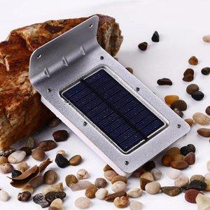 KYS-11P-3,8 Adet / grup, Yüksek Işık 16 LED Güneş Işık Açık Işıkları Su Geçirmez Enerji Tasarrufu Duvar Işık, Hareket Sensörü için led lamba Işıkları Bahçe