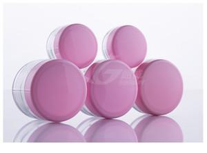 3g 5g 10g 20g envase cosmético plástico crema plástico Jar Jar maquillaje de muestra, cosmética botella de empaquetado