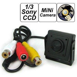 오디오, 1 / 3 '소니 ccd, 0.01lux 낮은 빛 핀홀 카메라와 함께 700TVL Pinhole 감시 카메라
