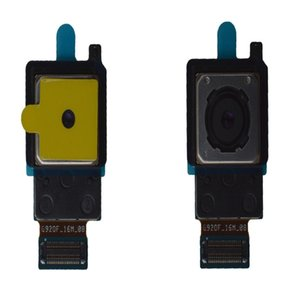 20PCS Vorderseite Rückseite Hinteres Kameramodul Flexkabel Ersatz Ersatzteile für Samsung Galaxy Note 5 S6 Rand plus freies DHL