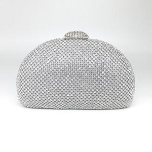 Strass Frauen Clutch Bags 2017 Neue Shiny Strass Frauen Abendtaschen Voller Diamanten Hochzeit Damen Schulter Handtaschen
