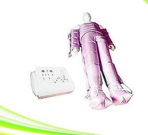 2017 design detox perna massagem air pressure slimming suit machine