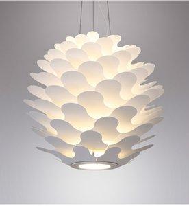 Moderna Libera Spirale Grande Lampadario LED Lampada a sospensione Camera da letto Lampada da salotto ufficio illuminazione a sospensione