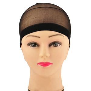 머리 메쉬 가발 모자 머리 넷 가발 라이너 Hairnet 스 네이 드 Glueless 돔 가발 모자 Stretchable Elastic Hair Net