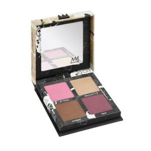 DHL Jean-Michel Basquiat Gallery Blush Palette Limited Edition Gallery Blush Palette Blush Bronzer Highlight Ltd Ed NIB
