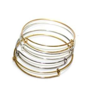 Bracelet en fil de fer extensible Vintage or rose pour les bracelets de mariage charme réglable bracelet femmes bijoux cadeau accessoires