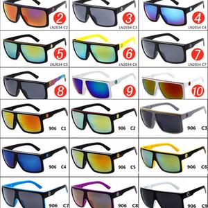 Os mais recentes óculos de sol da moda FAMA deslumbrar cor refletores de mercúrio óculos de sol grande quadro óculos de sol de boa qualidade