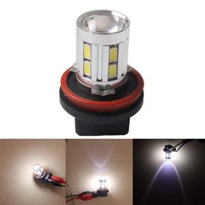 H11 LED Fog Lights 5630 Flood Spot Lamps Car LED Bulb DRL Auto Lamp