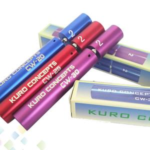 2015 최신 Kuro Koiler 코일 링 공구 Ecig RDA 분무기 코일 지그 와이어 코일 권선기 E RDA 분무기 DHL 무료 E 담배