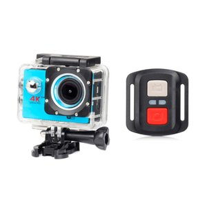 HD 1080P WIFI Action Camera Camcorder + Remote Control Full HD 1080P WIFI H9R Waterproof+Remote
