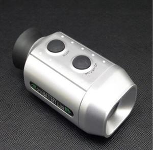 Taşınabilir mini Dijital Golf Kapsam Menzil Bulucu Mesafe 1000 m Için Yastıklı Vaka rangefinder avcılık golf telemetre ile